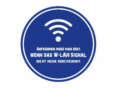 Mousepad - WLAN Signal