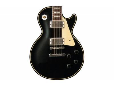 Mousepad Guitar LP-schwarz