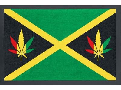 Mat 40 x 60 cm - Jamaica