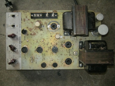 Rockola Verstärker Amplifier  Typ 31451-a   rock-ola Typ 1..