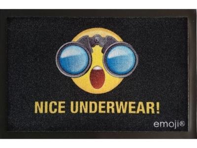 Mat 40 x 60 cm - emoji - Nice Underwear