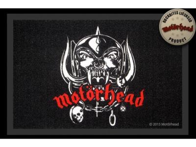 Fußmatte 40 x 60 cm - Motörhead - Motörhead-Logo