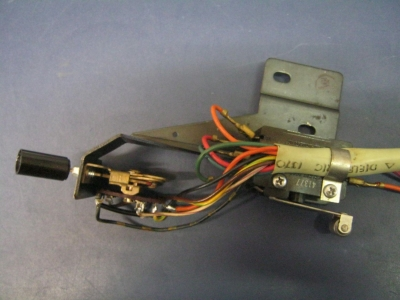 Rockola Scan Control Assembly
