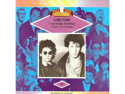 Climie Fisher - Love Changes (Everything) - Rise To The Oc..