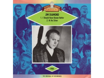 Diamond Jim - I Should Have Known Better - Hi Ho Silver - ..
