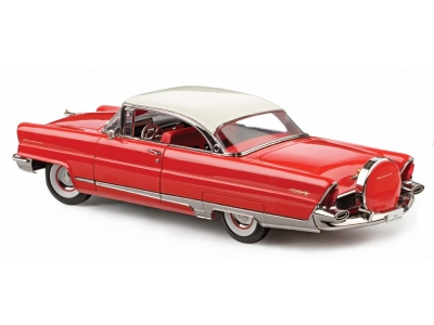Lincoln Premiere Hard Top 1956, 1:18 Huntsman Red/Starmist..