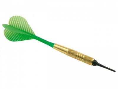 Dart-Pfeile  grün  Gute Standart Qualität BULLSEYE