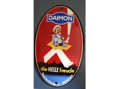DAIMON TASCHENLAMPEN - BATTERIEN 10 x 16 cm
