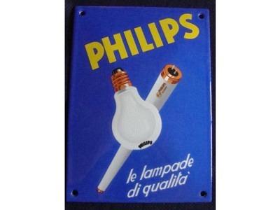 PHILIPS le lampade di qualita 10 x 14 cm