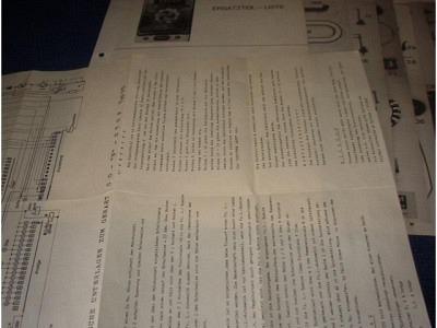 Goandstop Typ1/5 Manual/Schema und Stückliste