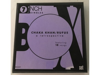 Chaka Khan - Rufus Single - SET-BOX