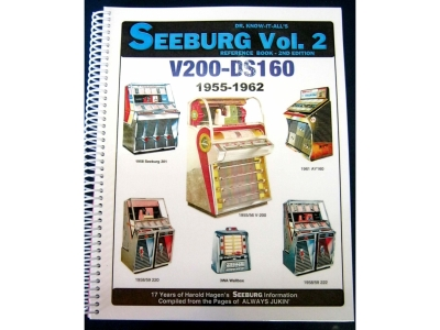 Seeburg Reference Book Vol. 2 1955-1962 Models