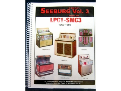 Seeburg Reference Book Vol. 3 1963-1981 Models