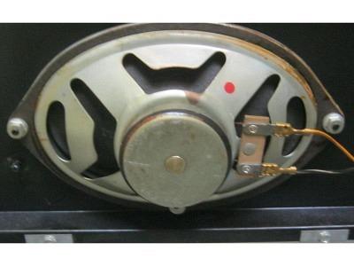 Rockola Lautsprecher für 441 und Adapter mit Schrauben Passend für  die  ganzen 400 Serie der Rockola Jukeboxen