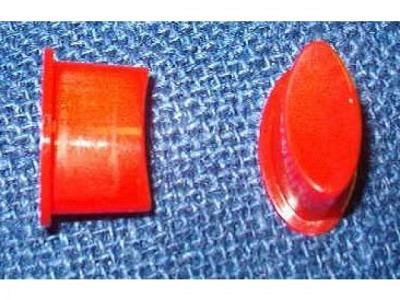 Tasten Pushbutton rot für Wurlitzer Americana 3100