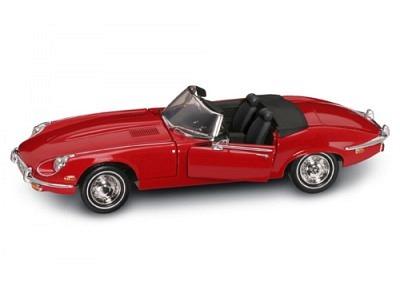 Jaguar E-Type Convertible 1:18