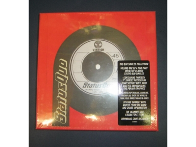 "Status Quo - The Vinyl Singles Collection 1972-1979 (13 x 7"" Boxset On Heavyweight Vinyl)- Si/OH/N"