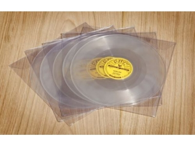 Elvis 5Stück Sun 78rpm Vinyl Special Releases - CLEAR VINYL