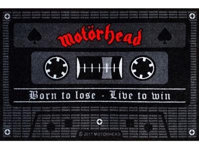 Fußmatte 40 x 60 cm - Motörhead - Tape