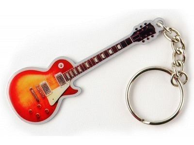 Schlüsselanhänger - LP-Sunburst