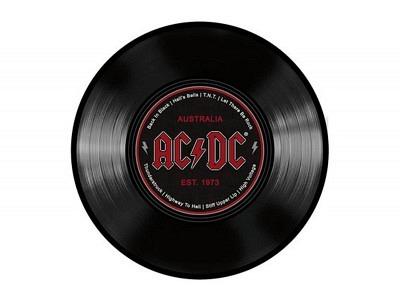 Mousepad AC/DC - Schallplatte
