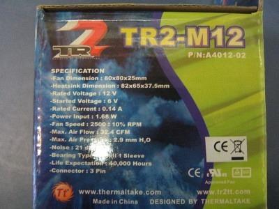 FUN TR2-M12 P4 478 Prescott 3.6G
