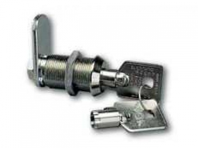 Schlösser  Geräteschlösser  Serie1000KD  Länge 22,3mm