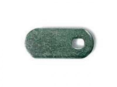 Schlösser Verschlussriegel Länge 27mm für Schlösser Serie1000