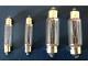 Lampen Soffittenlampe Lampen  S8,5 Soffitten 6V  18W  Grösse:D15X44 mm festoon lamp